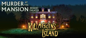 Murder at the Mansion Dessert Theater: Kill Again'...