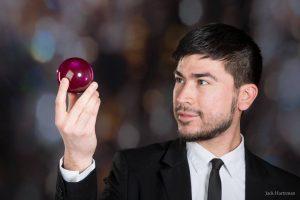 CANCELLED Magician David Meneses
