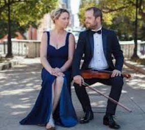 Musical Arts Internationl 25 anniversary celebration presents Borisevich violin piano Duo