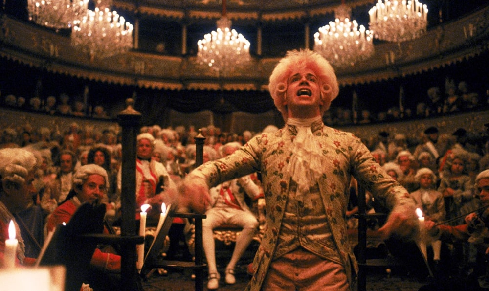 """""""Amadeus,"""" starring Tom Hulce as Wolfgang Amadeus Mozart, has evolved from an Academy Award-winning movie to a treasured classic since its release more than 35 years ago."""