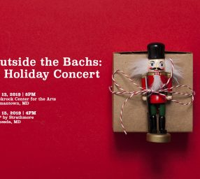 NOW presents Outside the Bachs: A Holiday Concert!