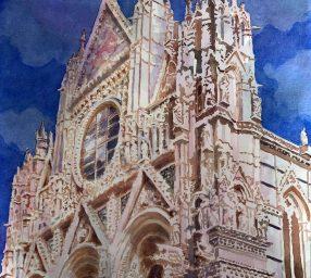 Baltimore Watercolor Society Gallery Exhibit
