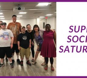 Super Social Saturday in Germantown