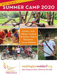 Washington Waldorf School Summer Camps