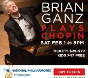 10th Year! Brian Ganz Plays Chopin and the Growth of Genius