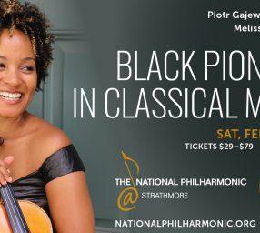 Black Classical Music Pioneers