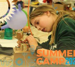 KID Museum Week-Long Summer Camps