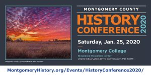 14th Annual Montgomery County History Conference