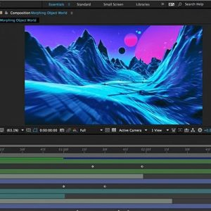 Intro. to Adobe After Effects Class