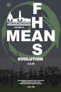 "MacMillan Pipe Band presents ""Mean Fhas"""