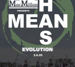 "MacMillan Pipe Band presents ""Mean Fhas"""
