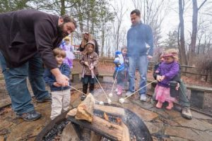 Fairy Tale Campfire