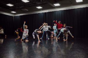 Spring Break Exploring and Making Dance Camp at Da...