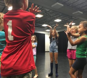 Summer Exploring and Making Dance Camp at Dance Exchange