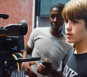 Documentary Youth Filmmaking Summer Camp in Silver Spring