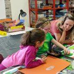 Summer Art Camp with CREATE Arts Center
