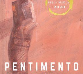 Pentimento Opening Reception