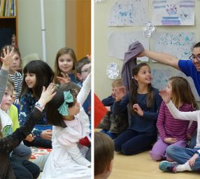 Revels After-School Workshops (PreK-1 & 2-3)