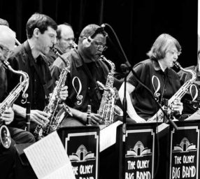 The Olney Big Band Valentine's Day Concert