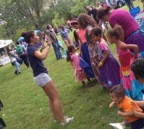 Popurri de Cultura – Culture class for Hispanic heritage students