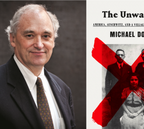 Holocaust Remembrance Author Talk: Michael Dobbs, The Unwanted