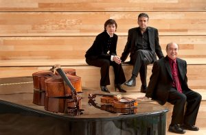 [CANCELLED] Artists of Excellence Chamber Music Concert: Gryphon Trio, Piano Trio