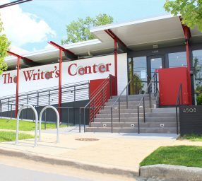 Open Mic @ The Writer's Center