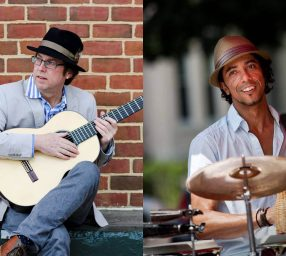 An Evening of Latin Guitar and Percussion Concert