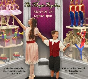 Magic Toyshop Ballet Tea Party