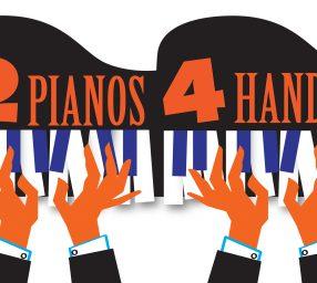 2 Pianos 4 Hands