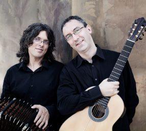 Marlow Guitar Series presents Bandini-Chiacchiaretta (Italy) in Silver Spring