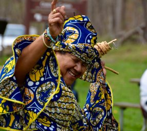 Celebrating African Rhythms through Dance & Song