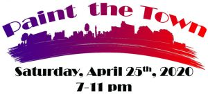 Paint the Town Gala