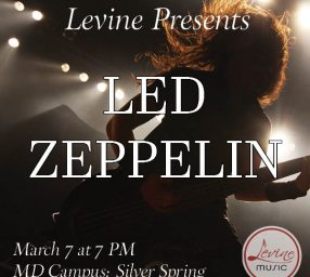 Levine Presents: Led Zeppelin