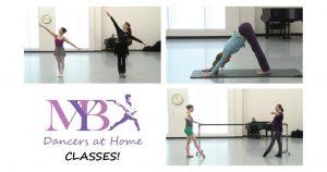 Dancers at Home
