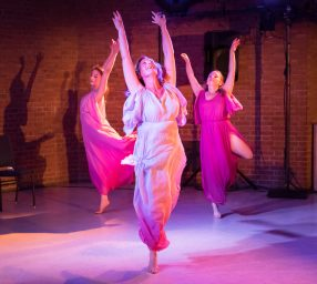 Isadora Duncan: In Celebration of Movement by Word Dance Theater [CANCELED]