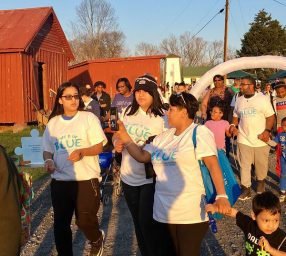 Light it Up Blue: An Autism Awareness & Acceptance Event
