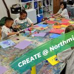 Summer Art Camp with CREATE at Northminster