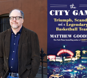 Author Talk: Matthew Goodman, The City Game