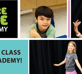 PLAYlabs! Online Theatre Class for Grades K-2