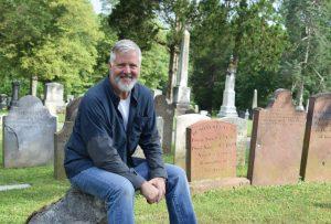"VIRTUAL EVENT History Conversations: ""Preserving Historic Cemeteries"""