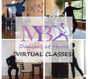 Virtual Dance Classes at Maryland Youth Ballet