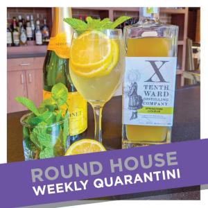 Weekly Quarantini