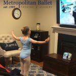Metropolitan Ballet Theatre's DREAMS Online camp, ...