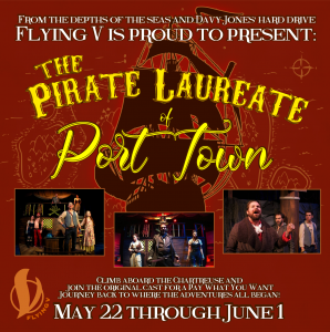 The Pirate Laureate of Port Town