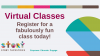Story Tapestries offers Virtual Classes for children, adults, and families!