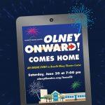 Olney Onward! Comes Home