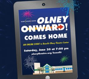 Olney Onward! Comes Home
