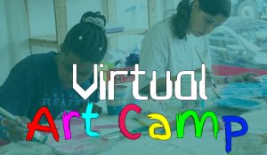 Virtual Summer Art Camp