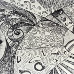 Mindful Doodling ONLINE for Adults